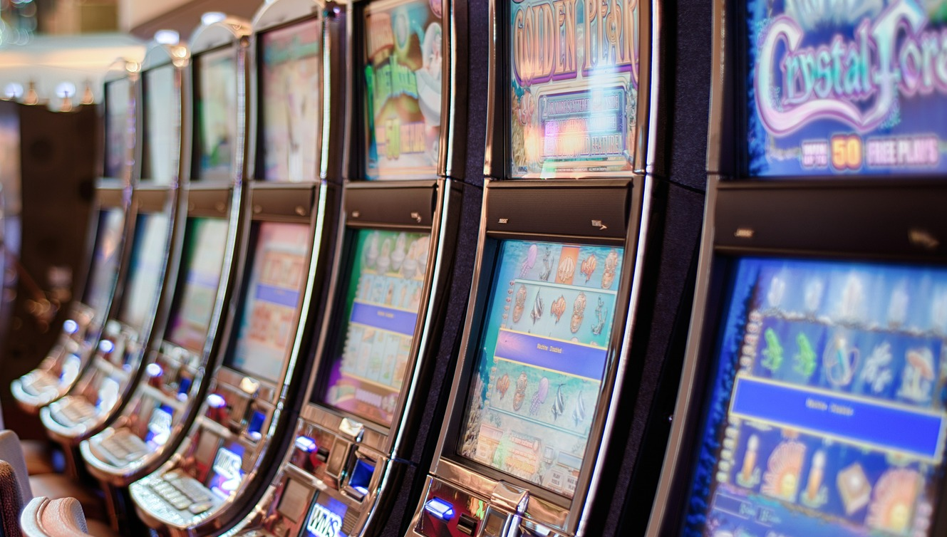 Slot machines certification